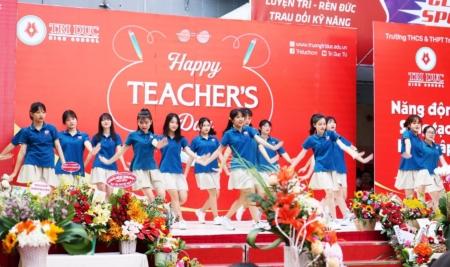 Chúc mừng Ngày Nhà Giáo Việt Nam 20/11/2020